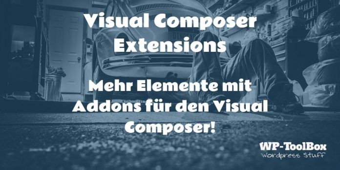 Visual Composer Extensions/Addons